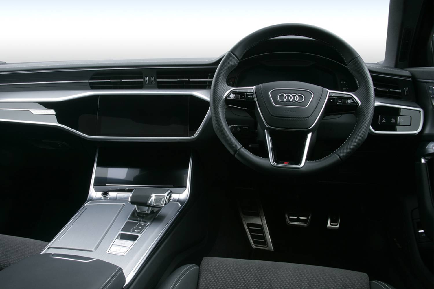 Audi A6 Saloon 4dr interior