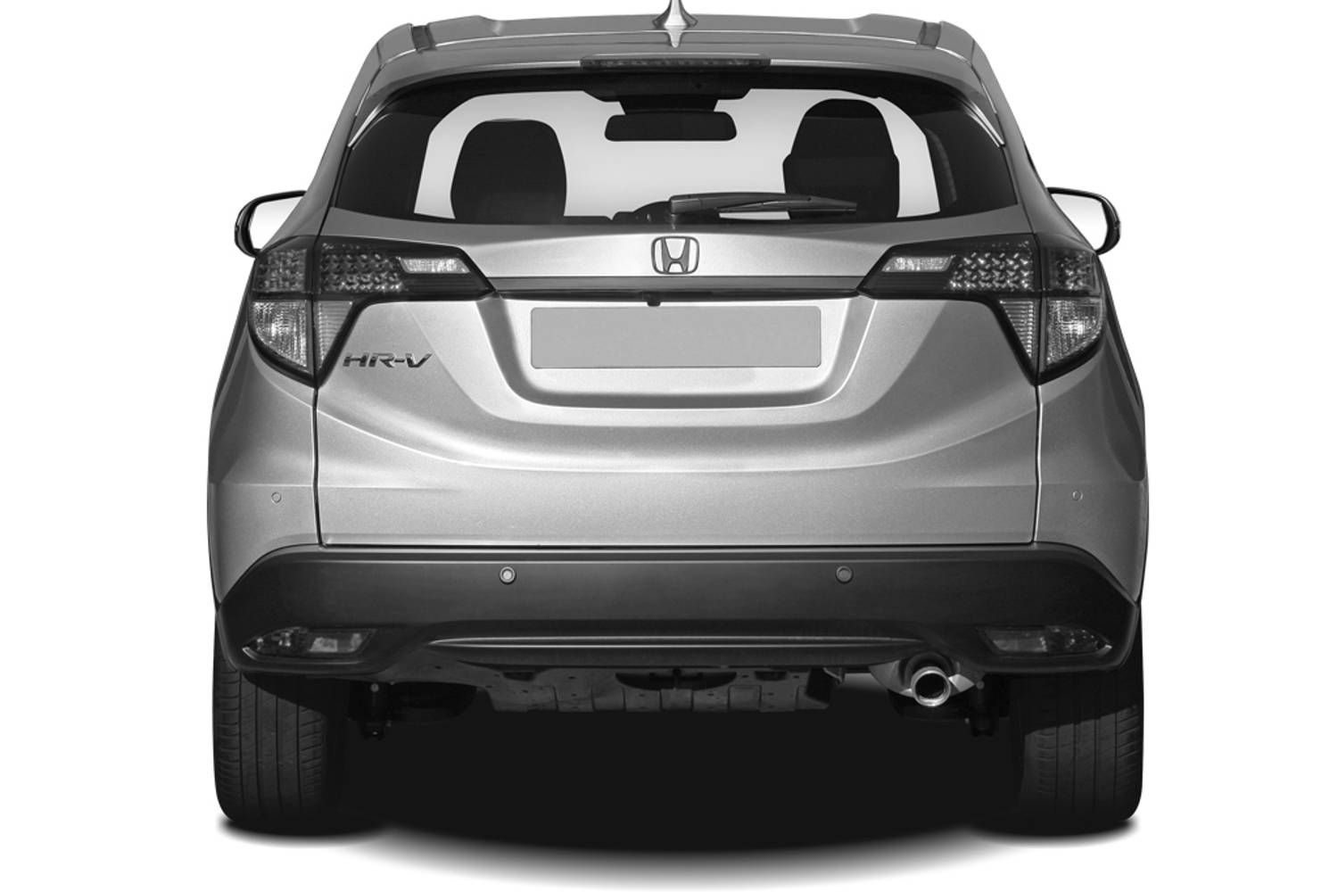 Honda HR-V Hatchback 5dr Rear