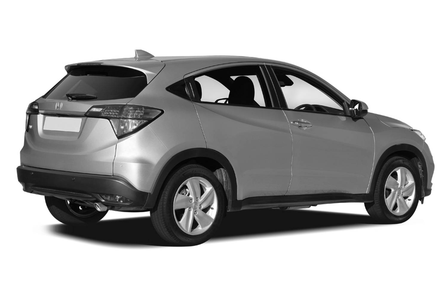 Honda HR-V Hatchback 5dr Rear Three Quarter