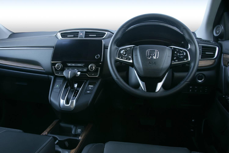 New Honda CR-V Estate 2.0 i-MMD Hybrid EX 5-door eCVT ...