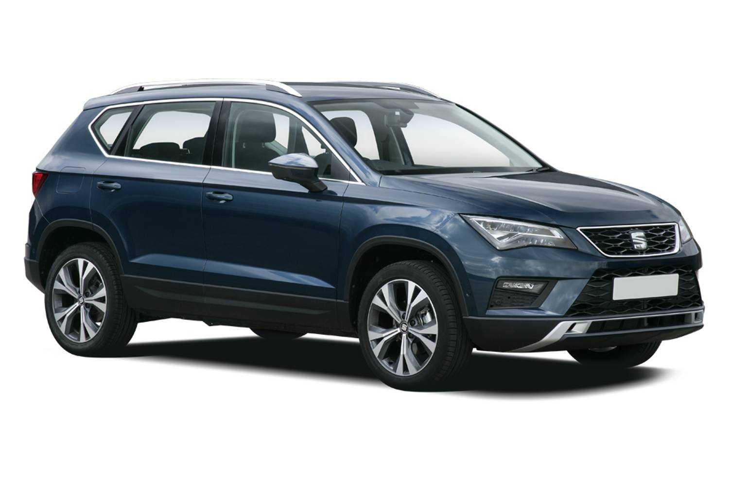 SEAT Ateca Estate 5dr Front Three Quarter