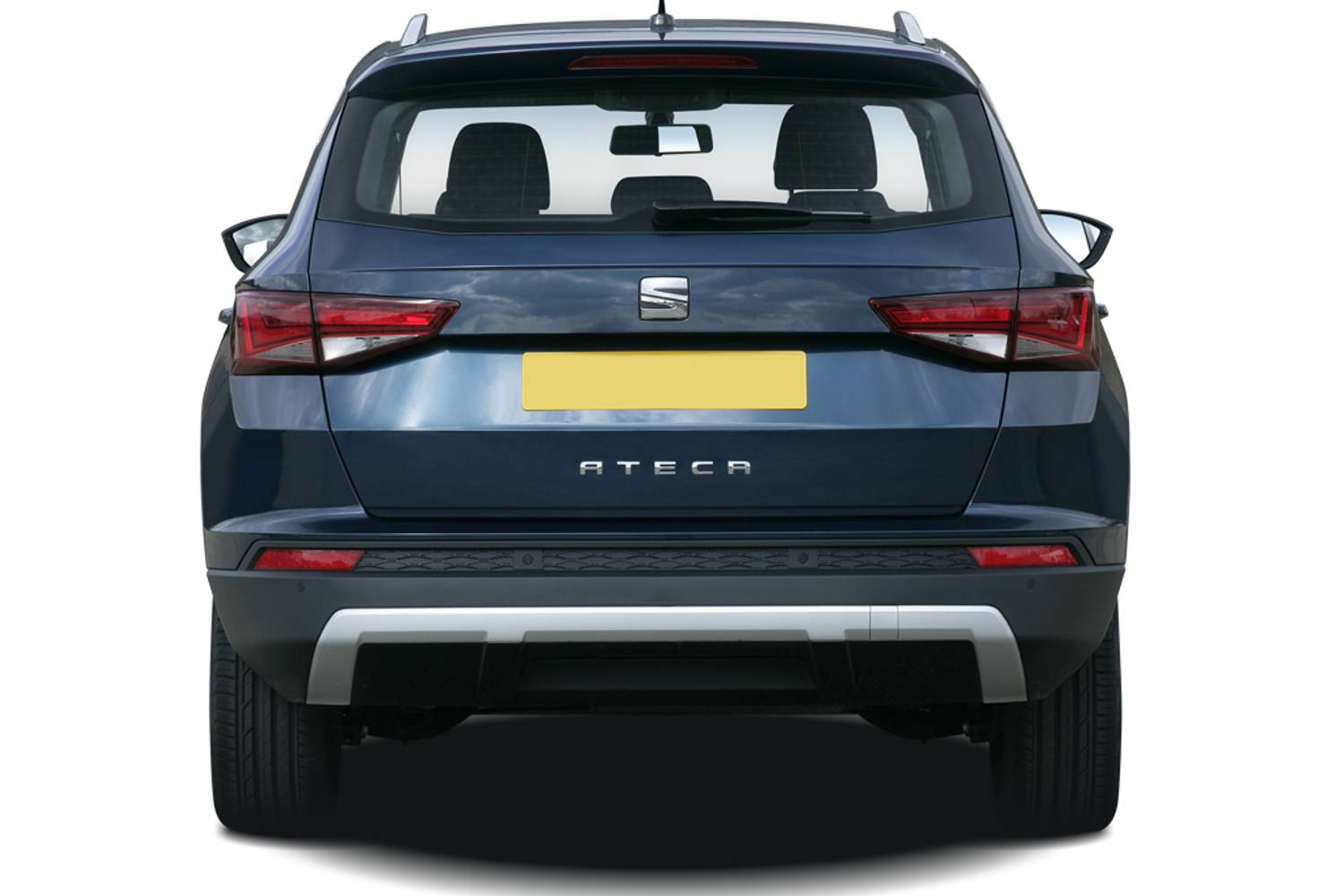 SEAT Ateca Estate 5dr Rear