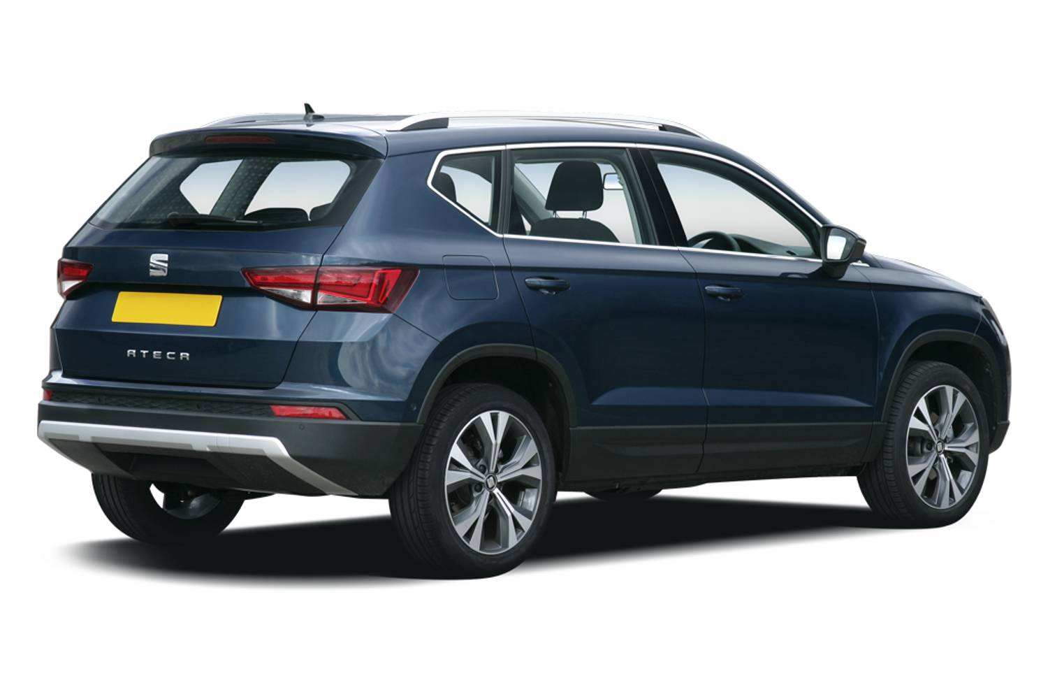 SEAT Ateca Estate 5dr Rear Three Quarter