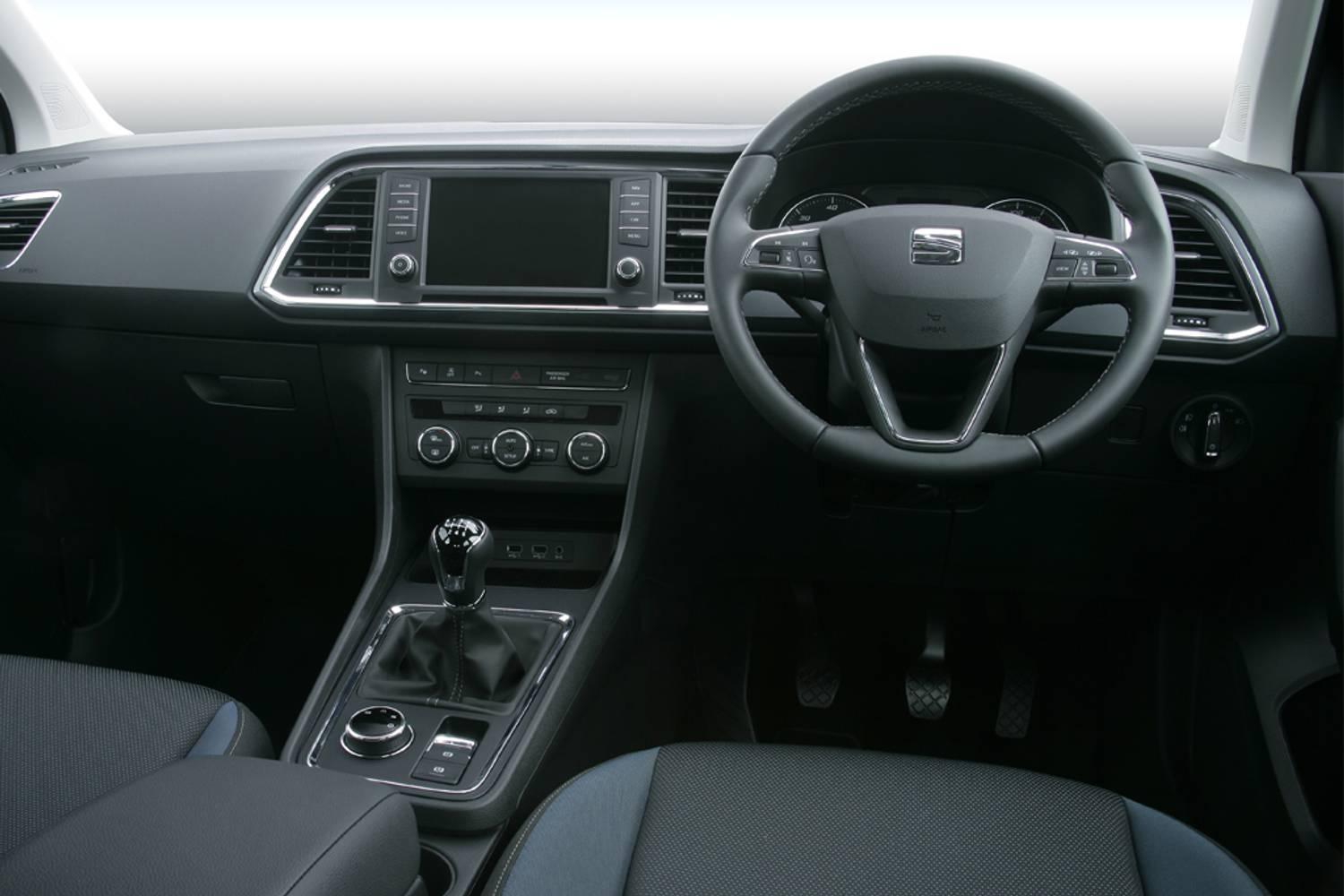SEAT Ateca Estate 5dr interior