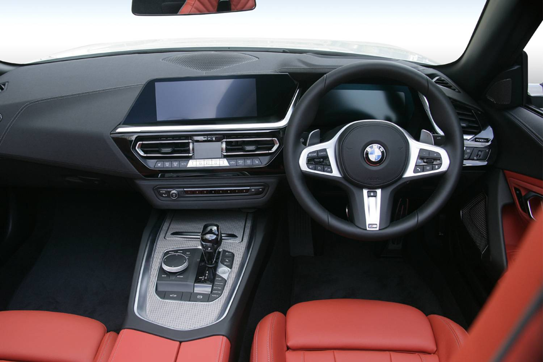 New Bmw Z4 Roadster Sdrive 20i M Sport 2 Door Auto 2019 For Sale