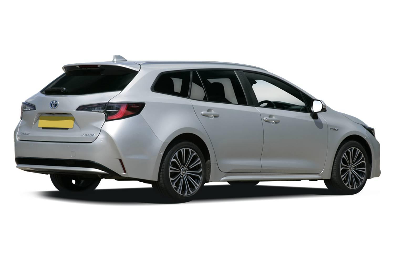 New Toyota Corolla Touring Sport 1 8 Vvt I Hybrid Excel 5 Door Cvt 2018 For Sale