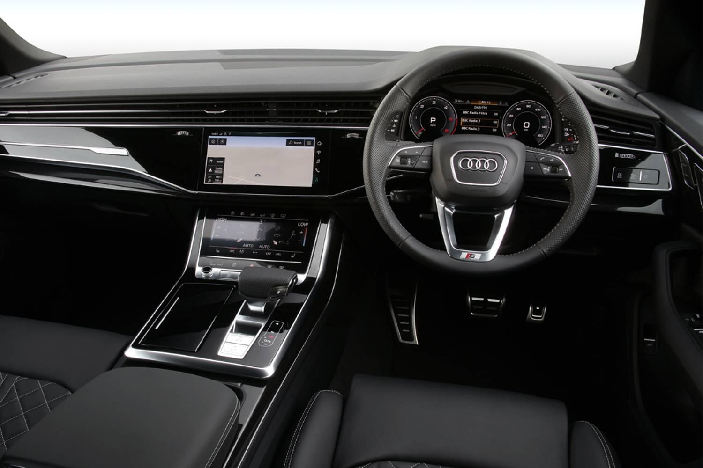 New Audi Q8 Diesel Estate 50 Tdi Quattro Vorsprung 5 Door Tiptronic 2018 For Sale