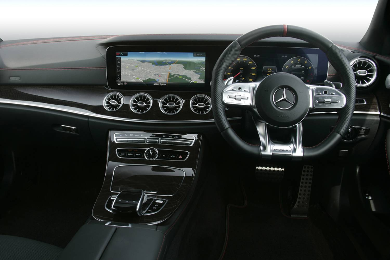 New Mercedes-Benz E Class AMG Coupe E53 4Matic+ Premium Plus 2-door 9G-Tronic (2018-) for Sale