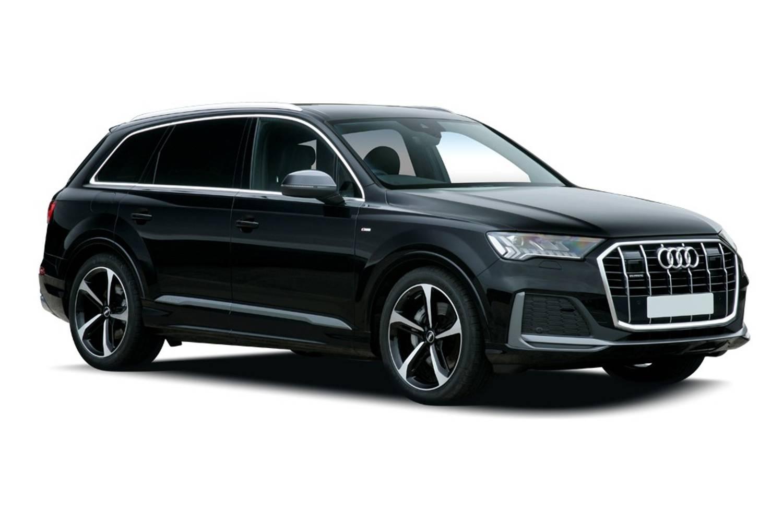 New Audi Q7 Diesel Estate 50 Tdi Quattro Black Edition 5 Door Tiptronic C S 2019 For Sale