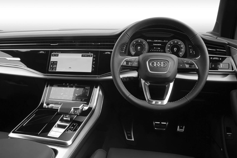 Audi Q7 55 Tfsi E Quattro S Line 5 Door Tiptronic Ref 021 N149123