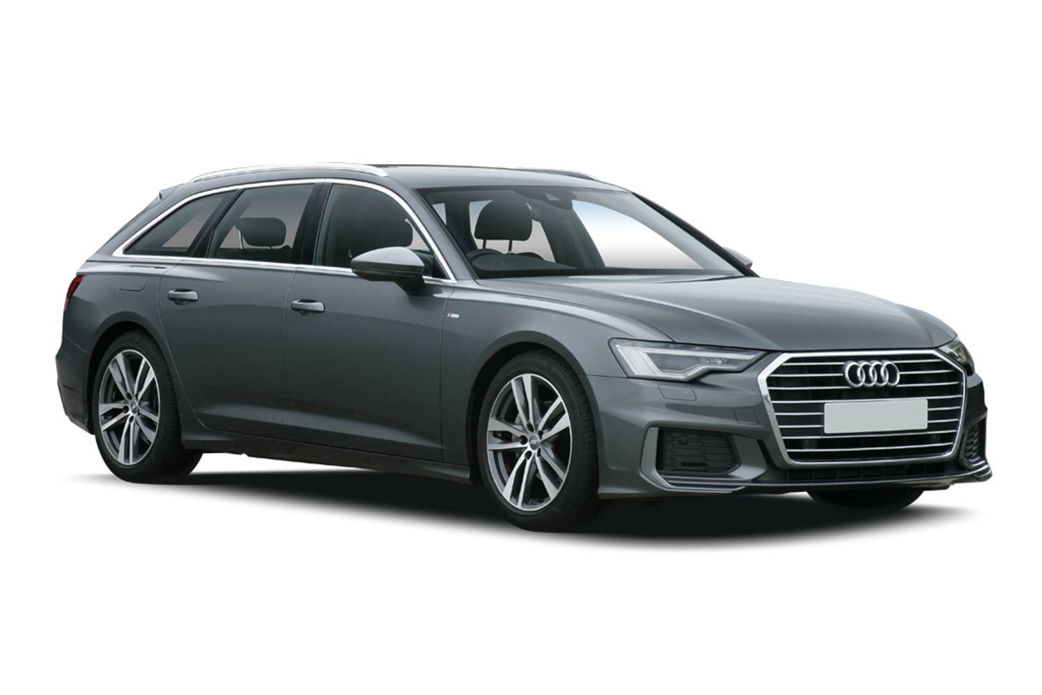 Audi A6 Avant 5dr Front Three Quarter