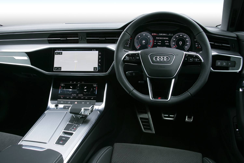 New Audi A6 Diesel Avant 50 Tdi Quattro Vorsprung 5 Door Tip Auto 2019 For Sale