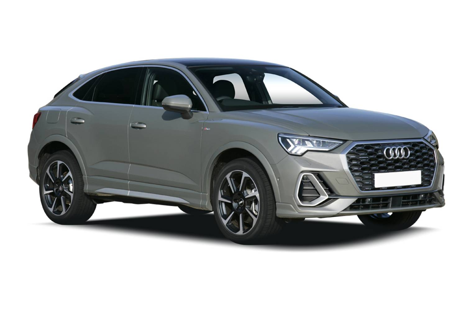 New Audi Q3 Sportback 45 Tfsi Quattro S Line 5 Door S Tronic C S Pack 2019 For Sale