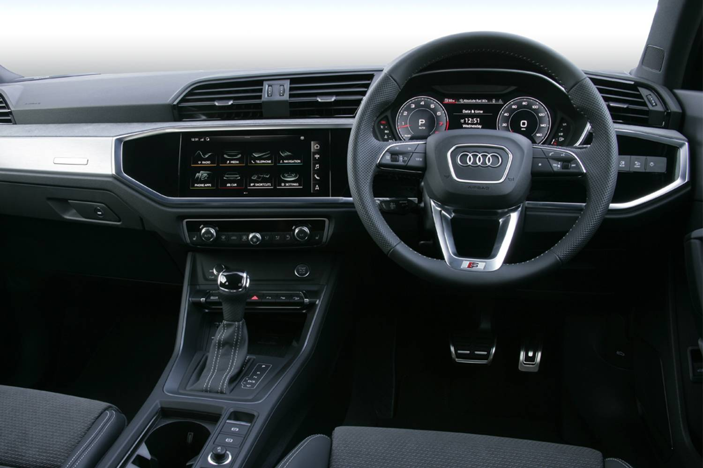 New Audi Q3 Sportback 35 Tfsi S Line 5 Door S Tronic Comfort Sound Pack 2019 For Sale