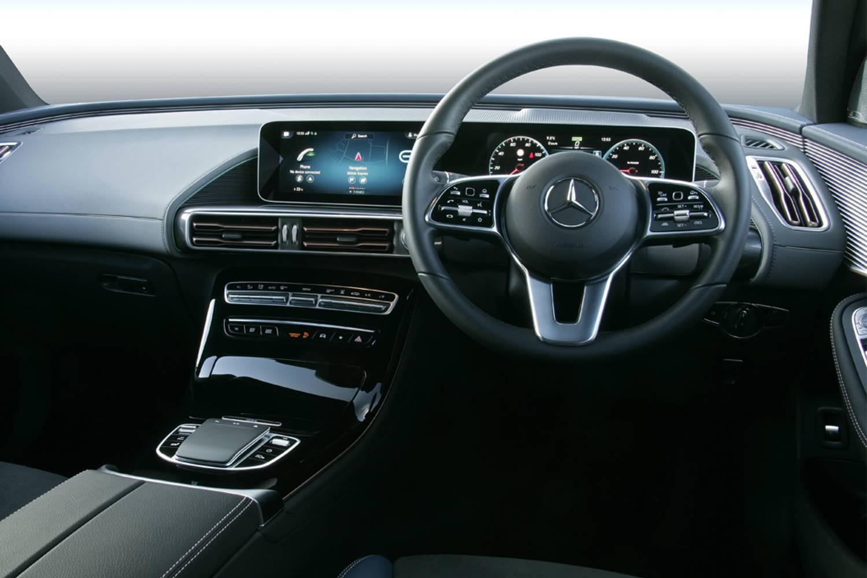 New Mercedes-Benz EQC Estate 300kW Sport 80kWh 5-door Auto ...