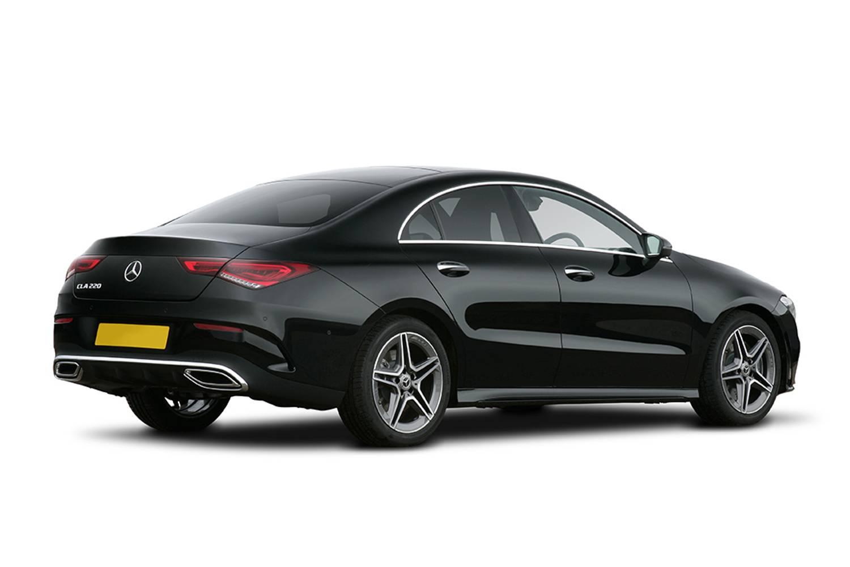 New Mercedes-Benz CLA Class Coupe CLA 180 AMG Line Premium ...