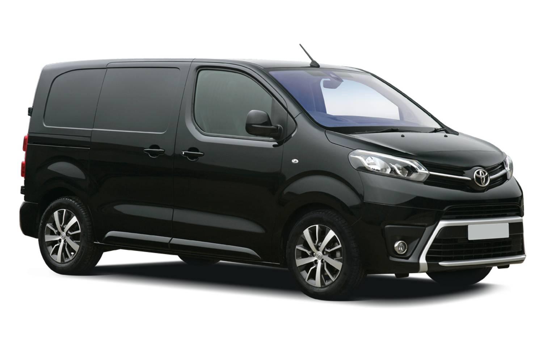 59519fb62a New Toyota PROACE Medium Diesel 1.6D (115 PS) Icon Van Premium (2018 ...