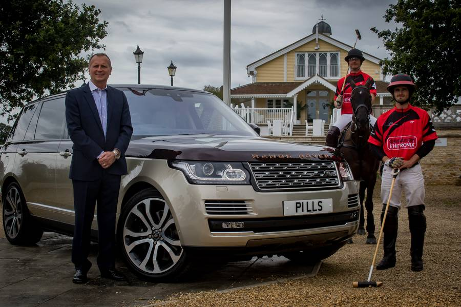 Dallas Burston Polo Club New Bespoke Range Rover