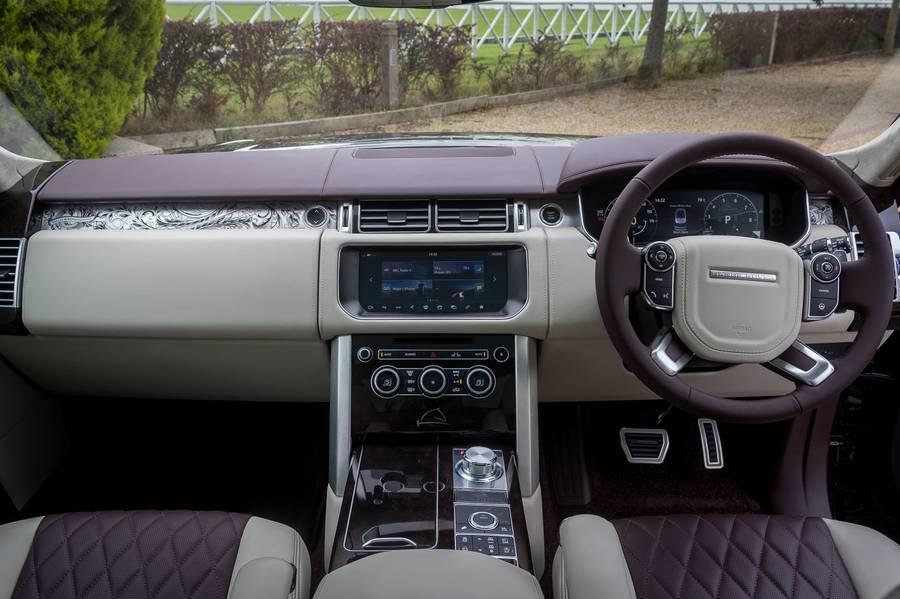 Dallas Burston Polo Club New Bespoke Range Rover