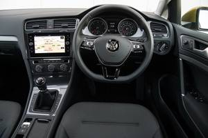 Volkswagen Golf Interior Thumbnail