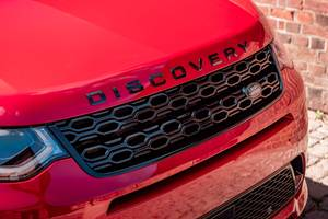 Range Rover Discovery Thumbnail