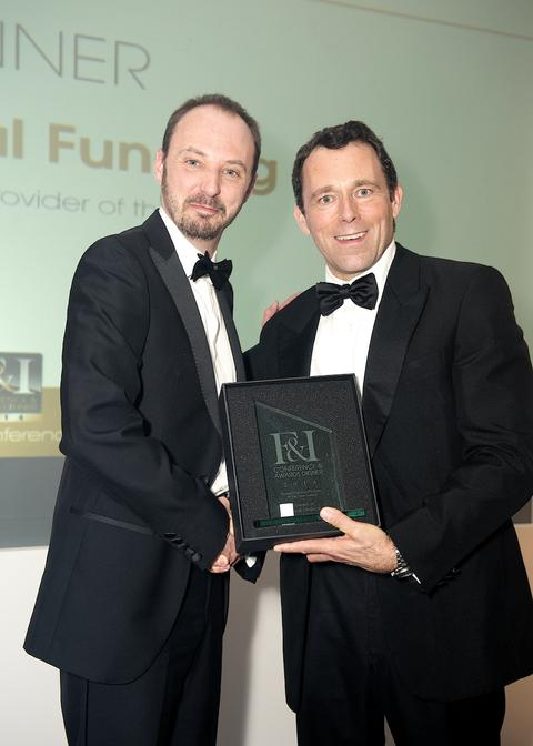 Listers win F&I Product/Service Provider of the year 2014