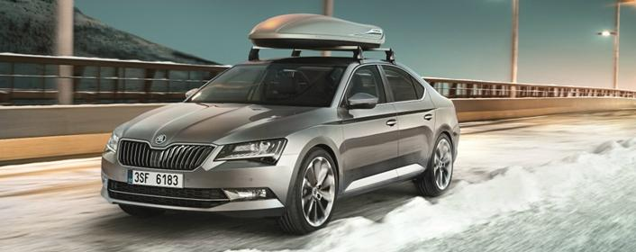 ŠKODA Roof Box