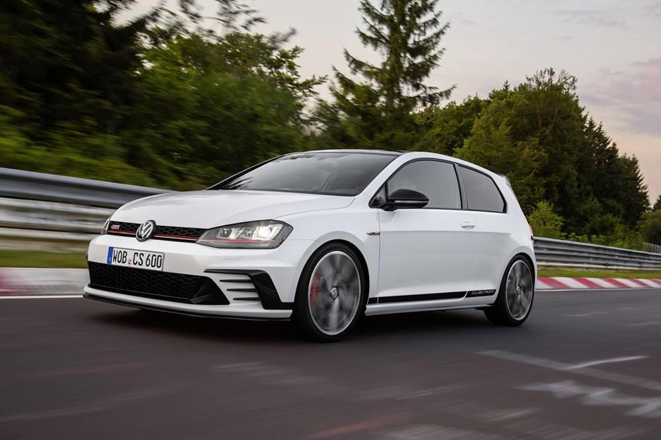 Golf GTI Clubsport Shot