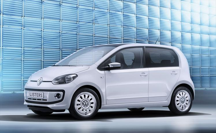 VW up! World Car of the Year 2012