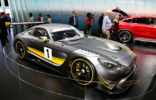 Mercedes-Benz AMG GT3 Front