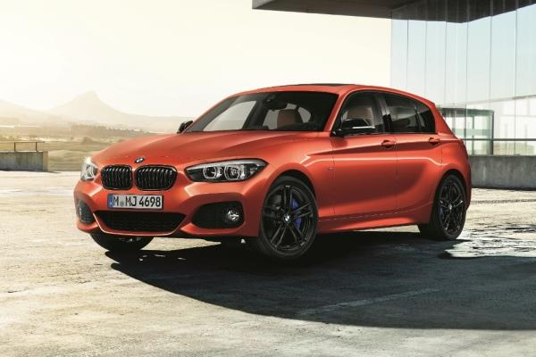 BMW 1 Series Shadow Edition
