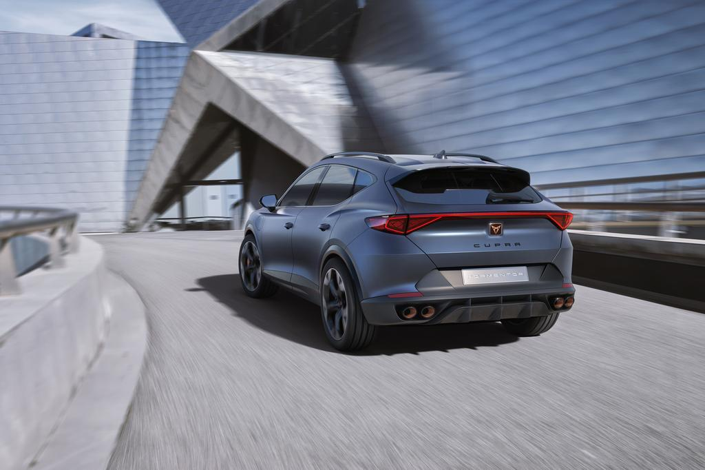 CUPRA Formentor Dynamic Rear