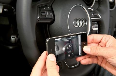 Audi A3 Augmented Reality Owner's Manual