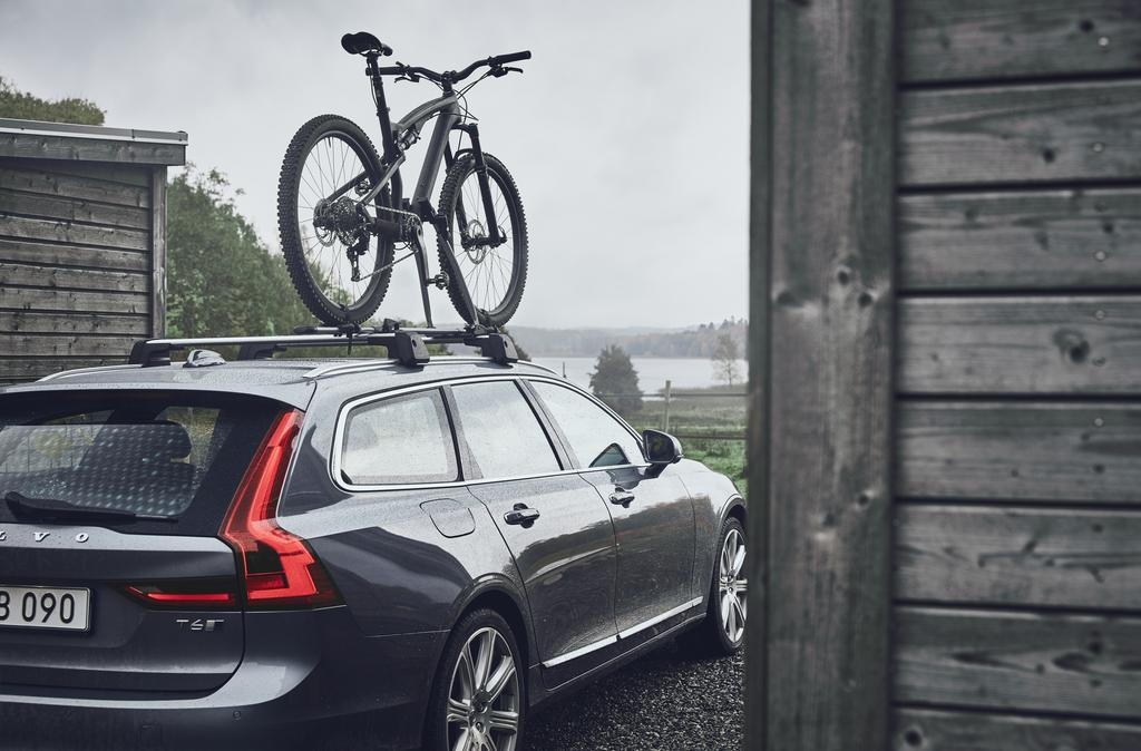 Volvo Roof Rail