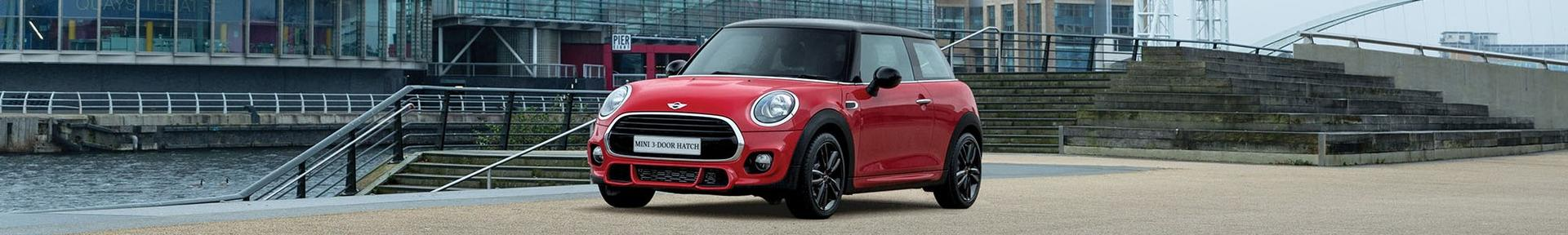 MINI JCW Sport Pack Hatch
