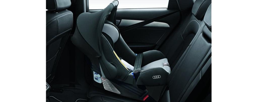 Audi Genuine Accessories And Merchandise - Audi car seat