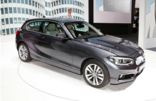 Facelifted BMW 1 Series Front