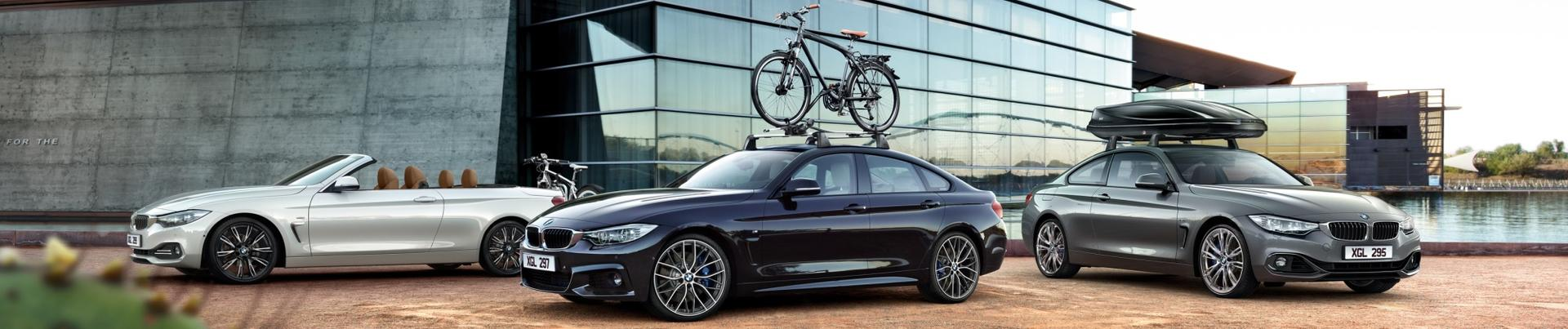 BMW Accessories range