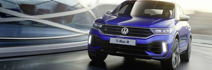 Volkswagen T-Roc R SUV Now Open For Order