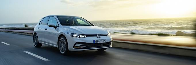 Five Stars for the New Golf in the Euro NCAP Test