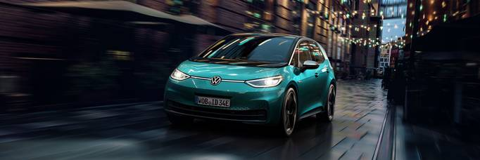 Discover the new Volkswagen ID.3