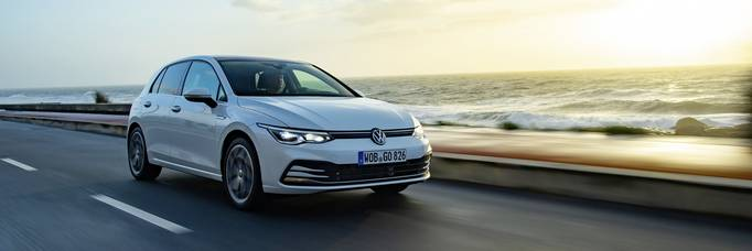 The New Golf 8 - meet the new generation.