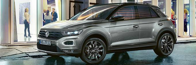 New Black Edition trim released for Volkswagen T-Roc