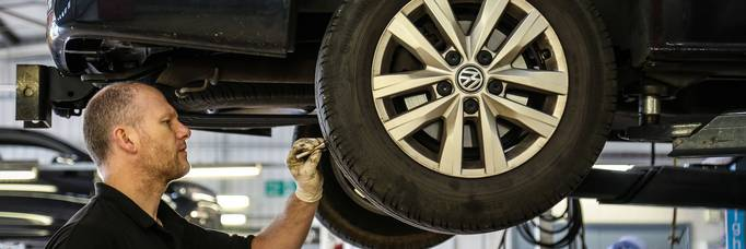 Save 10% on a Volkswagen Service Plan this September