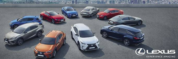 Lexus claims top honours in 2021 WhatCar? awards.