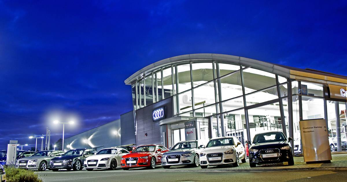 Used Cars In Stock At Coventry Audi For Sale - Audi car showroom