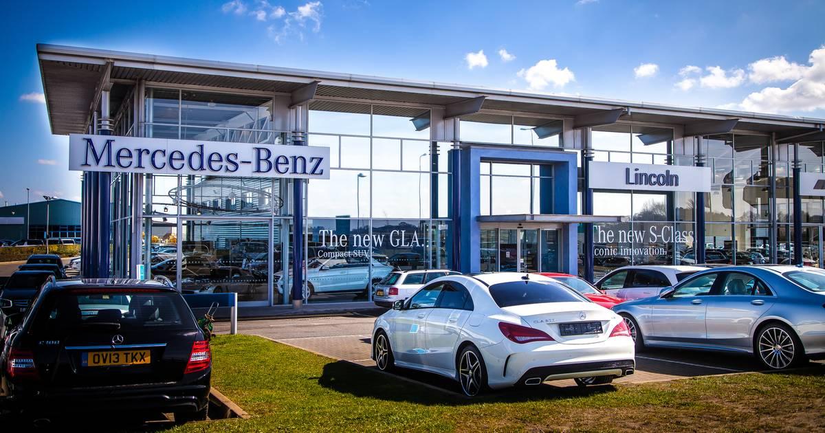 Mercedes benz dealers uk