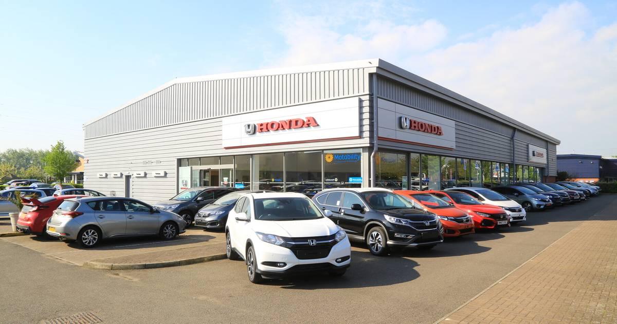 Listers honda northampton honda servicing mot honda for Honda dealership utah
