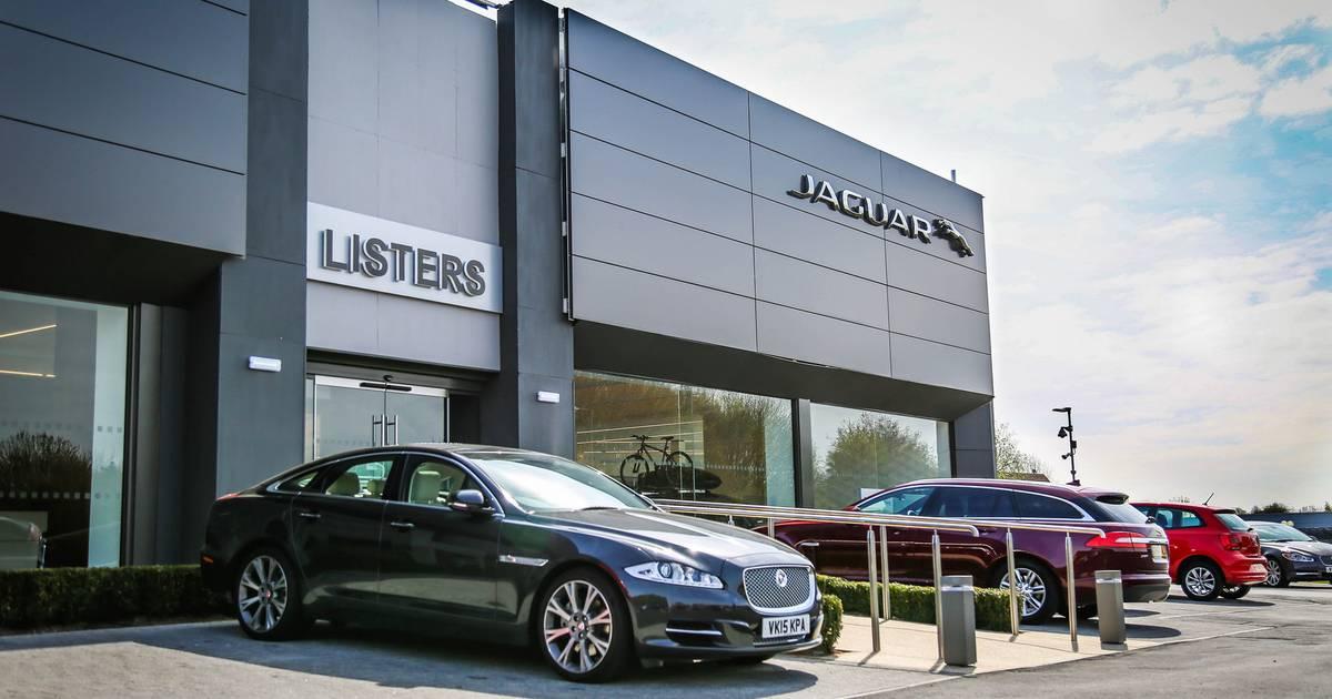 listers jaguar droitwich jaguar servicing mot jaguar dealer. Black Bedroom Furniture Sets. Home Design Ideas