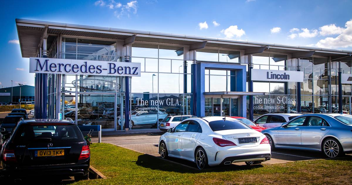 Used Cars In Stock At Mercedes Benz Of Lincoln For Sale